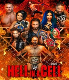 عرض WWE Hell In A Cell 2020 مترجم