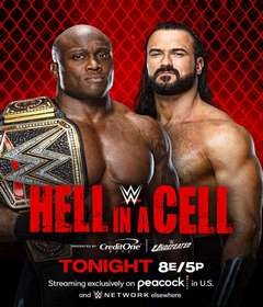 عرض WWE Hell In A Cell 2021 مترجم